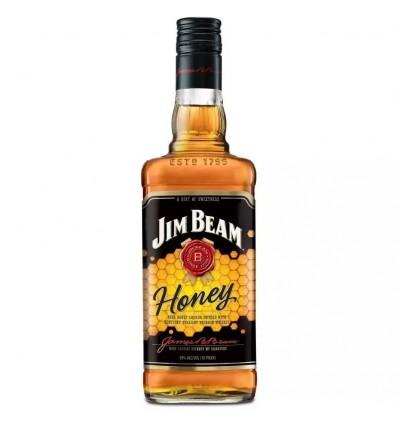 WHISKY JIM BEAM HONEY 750CC x 1 un.