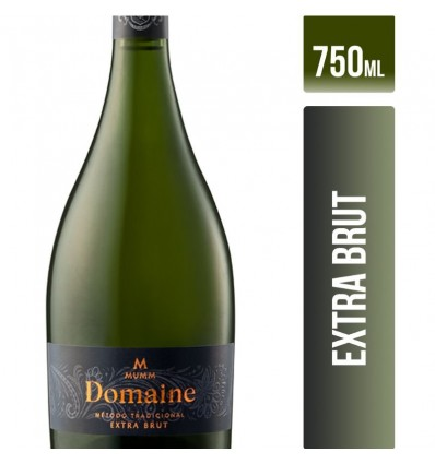 ESPUMANTE DOMAINE EXTRA BRUT 750CC x 1 un.