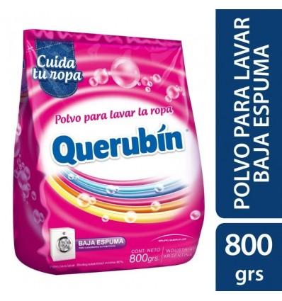 DET.POLVO QUERUBIN MATIC 800GR x 12 un.