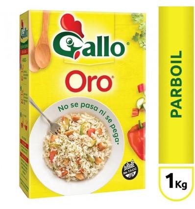 ARROZ GALLO ORO ESTUCHE 1KG x 10 un.