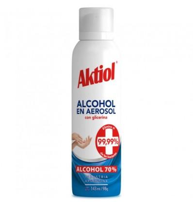 ALCOHOL AKTIOL AEROSOL 143CC x 6 un.