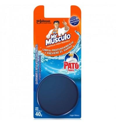 DEO.P/INOD MR M/PATO BLOQ MOCHILA AZ 40GR x 6 un.