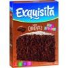 BIZCOCHUELO EXQUISITA CHOCOLATE 540GR x 6 un.