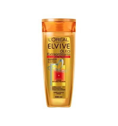 SH.ELVIVE OLEO EXT NUTR UNIVERSAL 400CC x 3 un.